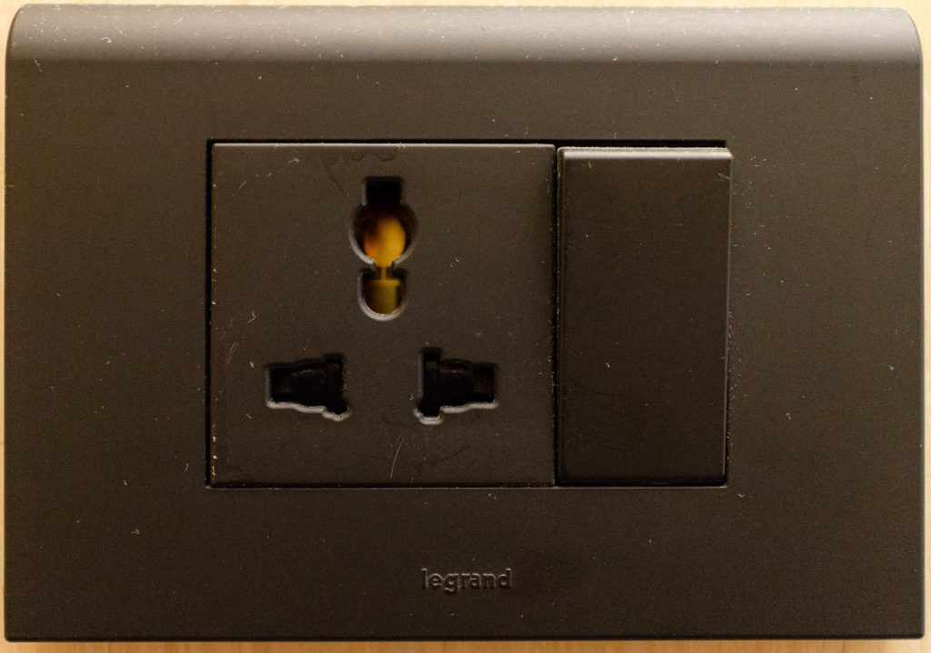 Indian Power Socket 3