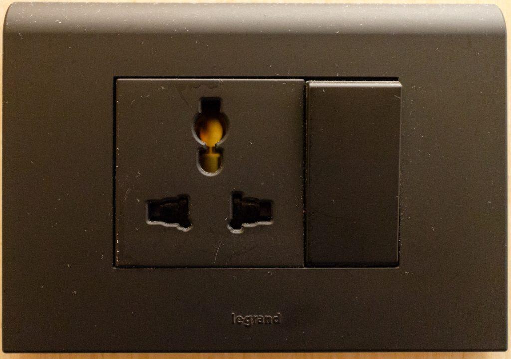 Indian Power Socket 3