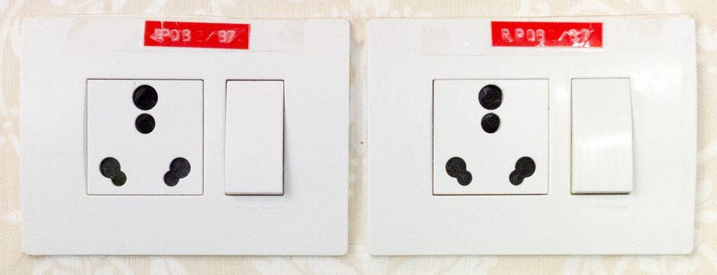 Indian Power Sockets 1