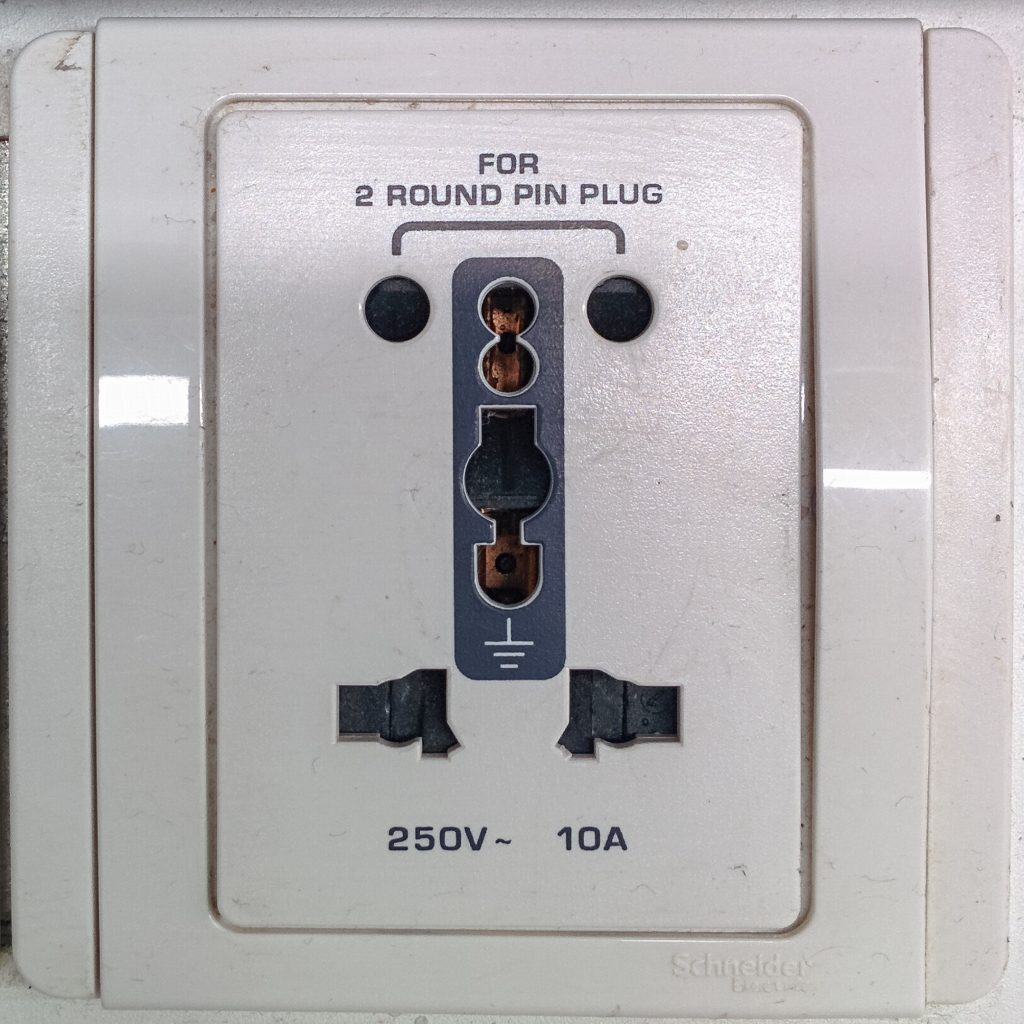 Indian Power Socket 5