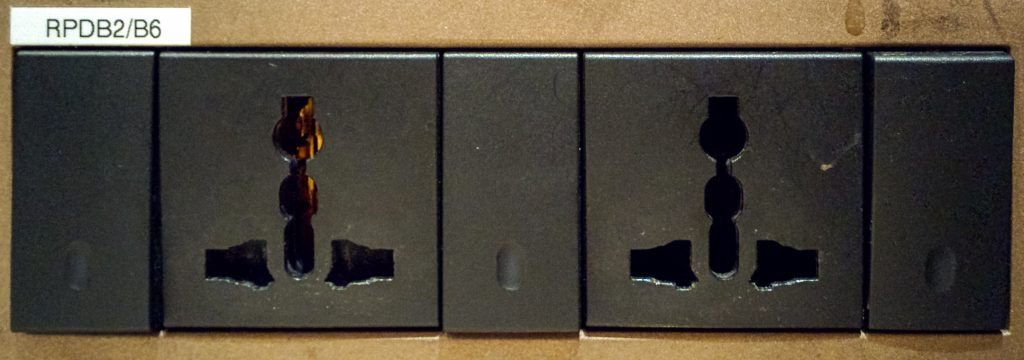 Indian Power Sockets 4